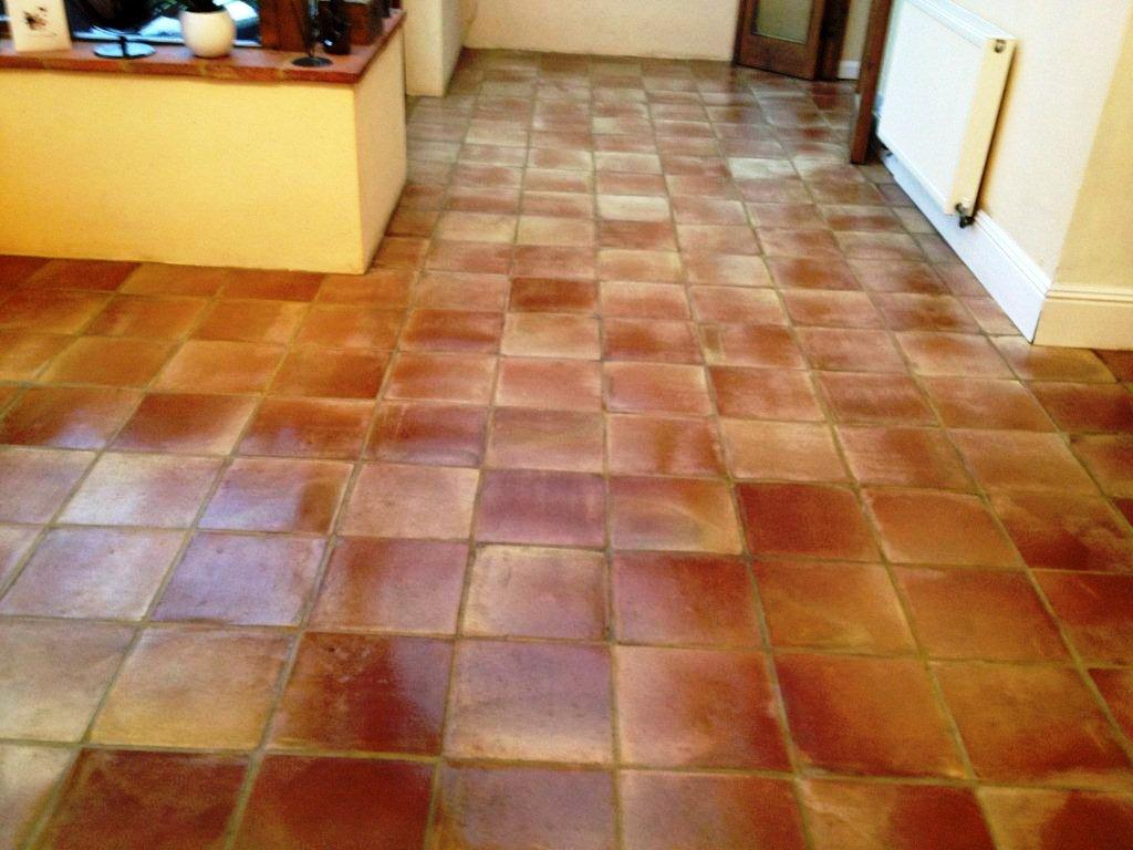 Terracotta Tiles Henley On Thames After
