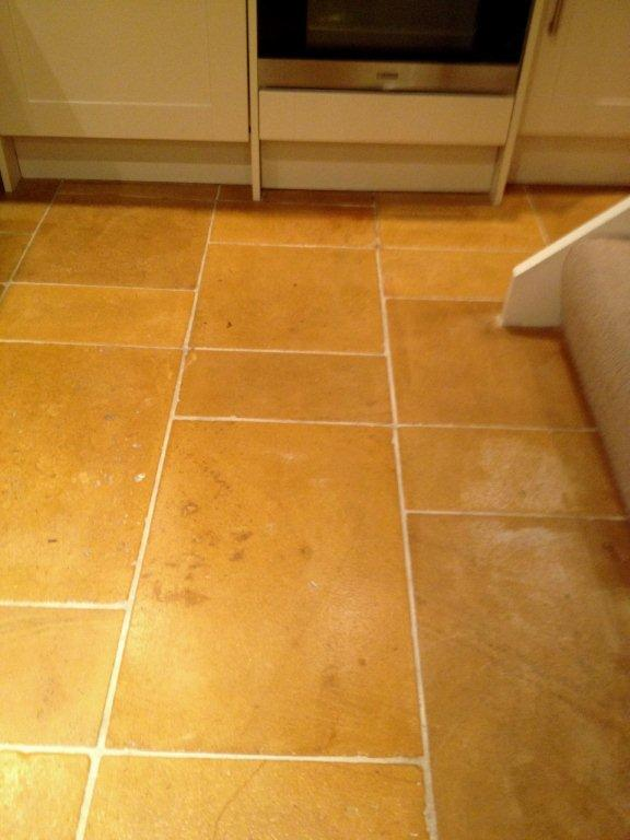 Limestone Floor Chipping Norton After