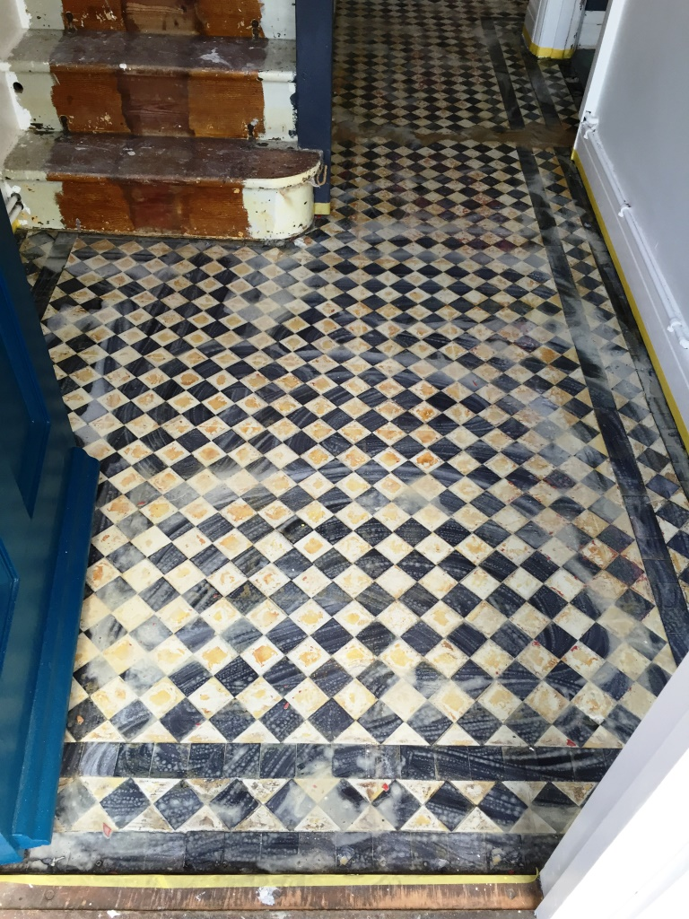 Victorian Floor Restoration Oxford Cleaning