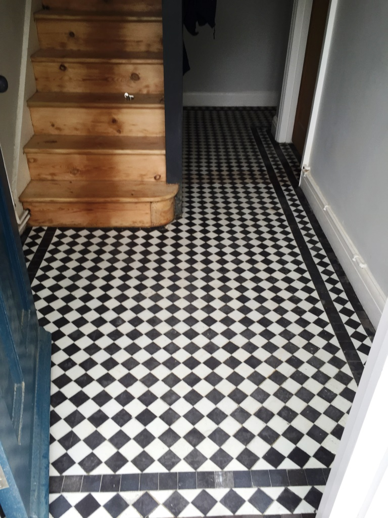 Victorian Floor Restoration Oxford Pre-Sealing