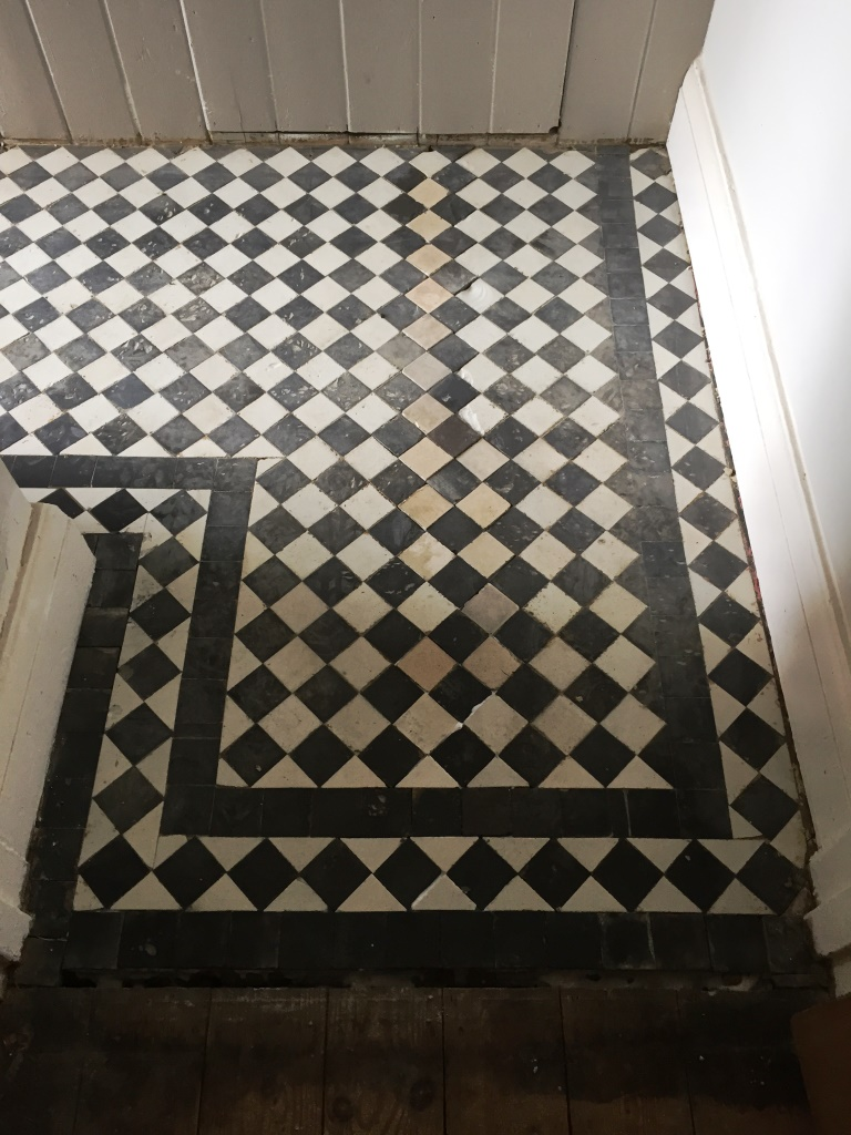 Victorian Floor Restoration Oxford Tile Repair
