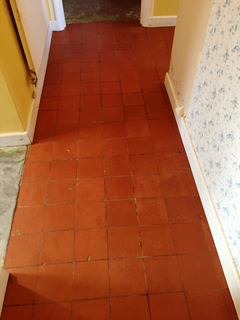 Oxfordshire tile doctor your local tile stone and grout quarry tiled floor oxford after restoration victorian tiles doublecrazyfo Gallery