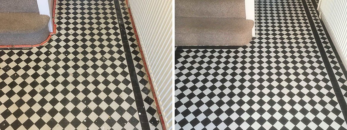 Victorian Tiles Refreshed After Property Renovation in Oxford